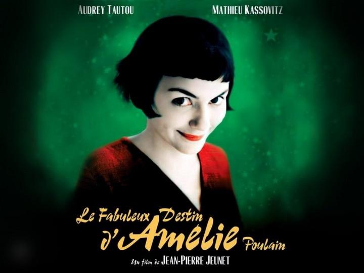 Амели (Le Fabuleux Destin d'Amelie Poulain)