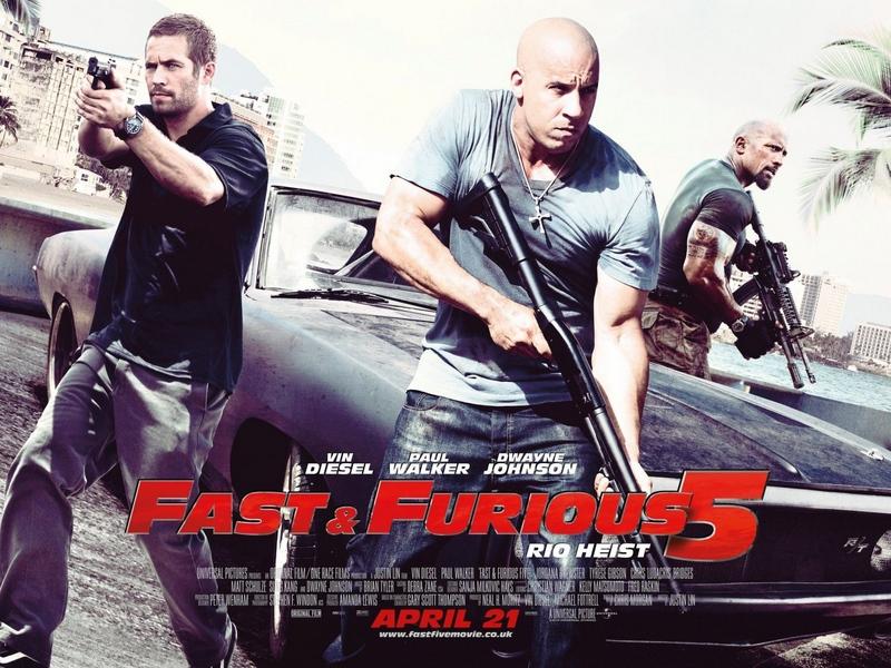 Форсаж 5 (Fast Five)