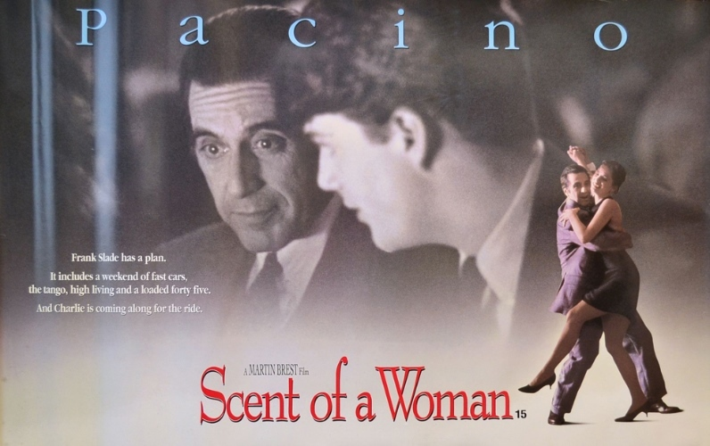 Запах женщины (Scent of a Woman)