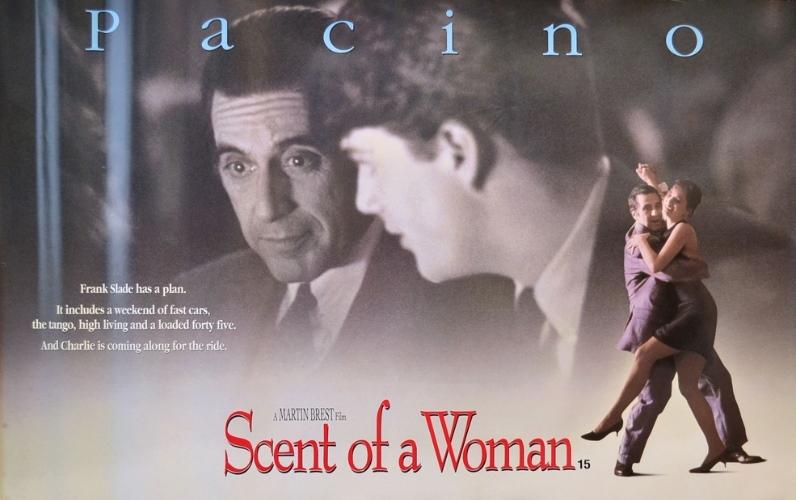 Запах женщины (Scent of a Woman)