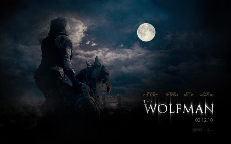 Человек-волк (The Wolfman)